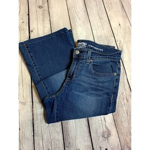 LEVI STRAUSS & CO SIGNATURE CURVY BOOT CUT JEANS